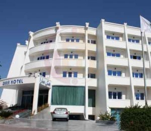 سارا هتل کیش