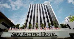 قیمت تور مالزی هتل سری پاسیفیک