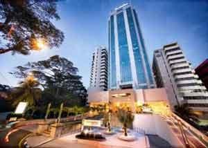 هتل پاسیفیک ریجنسی در مالزی