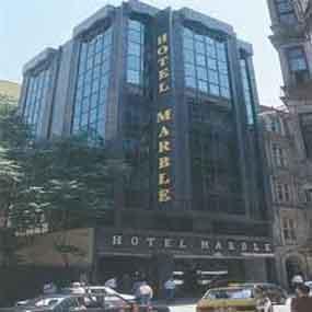 ماربل هتل استانبول