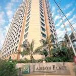لنسون پالاس هتل کوالالامپور