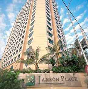 خرید تور مالزی هتل لنسون پالاس