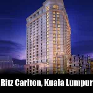 تور مالزی هتل ریتزکارلتون کوالالامپور