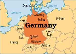 قیمت بلیط آلمان