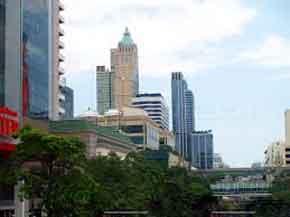 هتل گراند سنتر پوینت بانکوک تایلند