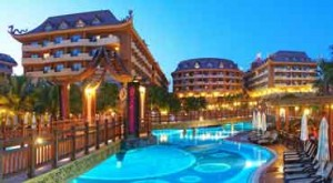 قیمت هتل رویال دراگون