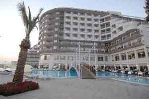 قیمت هتل ساتورن پالاس آنتالیا