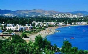 سواحل بدروم ترکیه