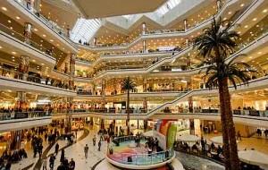 دیدنیهای استانبول - مرکز خرید لوکس استانبول