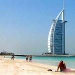 سواحل دبی
