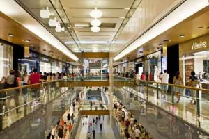 مرکز خرید تراسیتی آنتالیا