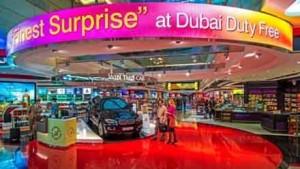 فرودگاه دبی در امارات