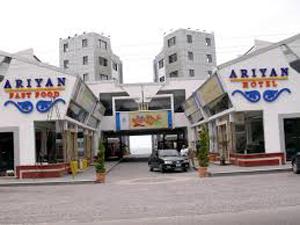 قیمت هتل آریان نور