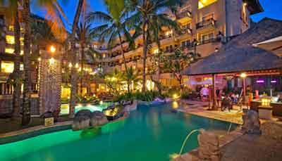 قیمت هتل کوتا پارادیسو بالی