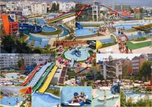 پارک آبی آلانیا ترکیه