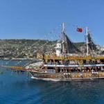تفریحات آلانیا ترکیه