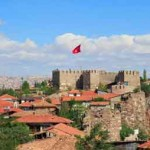 قلعه آنکارا ترکیه