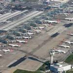 فرودگاه آتاترک ترکیه