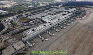 فرودگاه ازمیر ترکیه