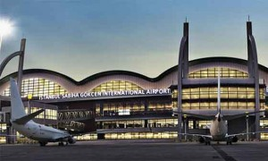 فرودگاه سبیحا گوکچن استانبول