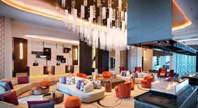 قیمت تور باکو هتل بولیوارد باکو