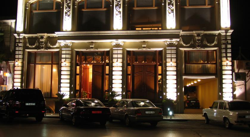 رزرو تور باکو قیمت هتل آیف پالاس باکو