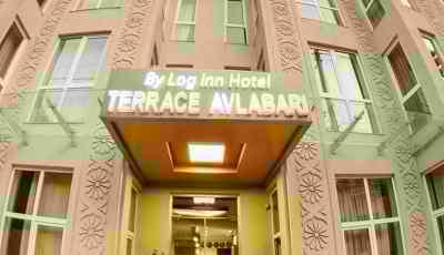 رزرو هتل تراس اولابری