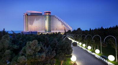 رزرو تور باکو هتل جمیرا بیچ باکو