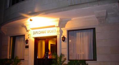 تور باکو قیمت هتل دیپلمات باکو