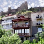 قیمت هتل سیتادل ناریکالا تفلیس