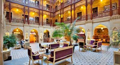 قیمت هتل شاه پالاس باکو