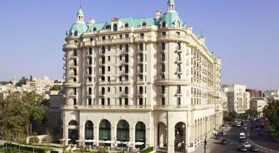 تور باکو قیمت هتل فور سیزن باکو