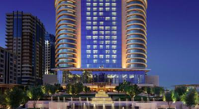 رزرو تور باکو هتل آبشرون