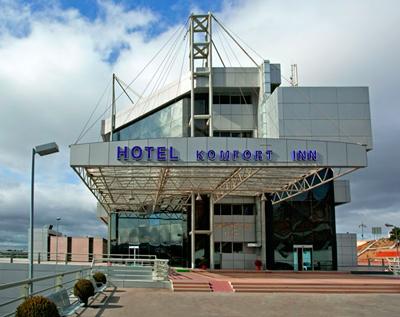 قیمت هتل کامفورت این باکو