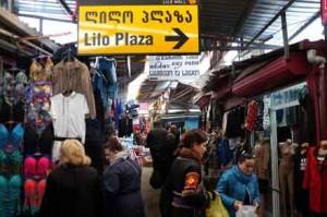 مراکز خرید گرجستان لیلو