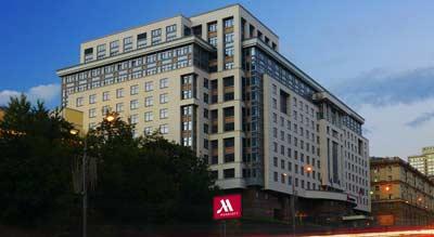 هتل ماریوت نویا اربات مسکو