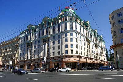 هتل ماریوت گرند مسکو