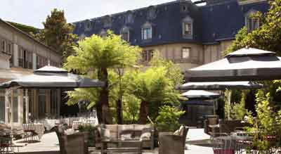 هتل رنایسانس پاریس لی پارک ترکادرو