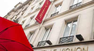 قیمت هتل وینن پاریس