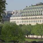 هتل Le Meurice پاریس