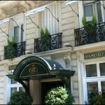 قیمت هتل فرانکلین روزولت پاریس