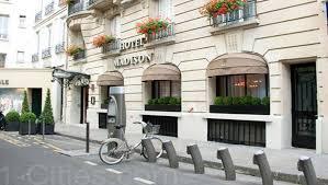 قیمت هتل مادیسون پاریس