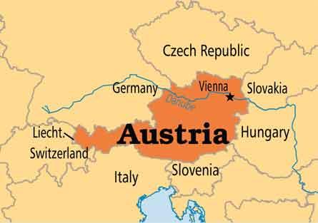 زبات مدم کشور اتریش