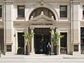 قیمت هتل گراند سنترال