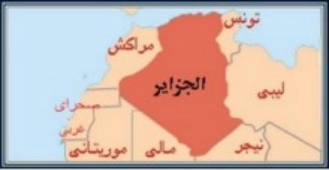 جمعیت کشور الجزایر