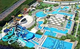 خدمات پارک ابی هتل رویال