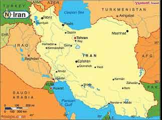 جمعیت کشور ایران