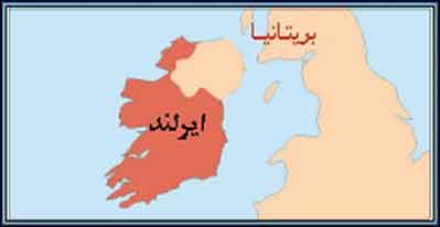 جمعیت کشور ایرلند