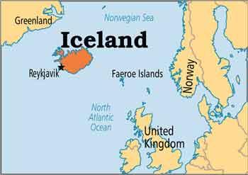 جمعیت کشور ایسلند