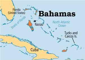 جمعیت کشور باهاما